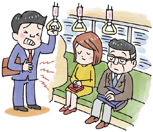 ストレス社会の現代病「機能性胃腸症」